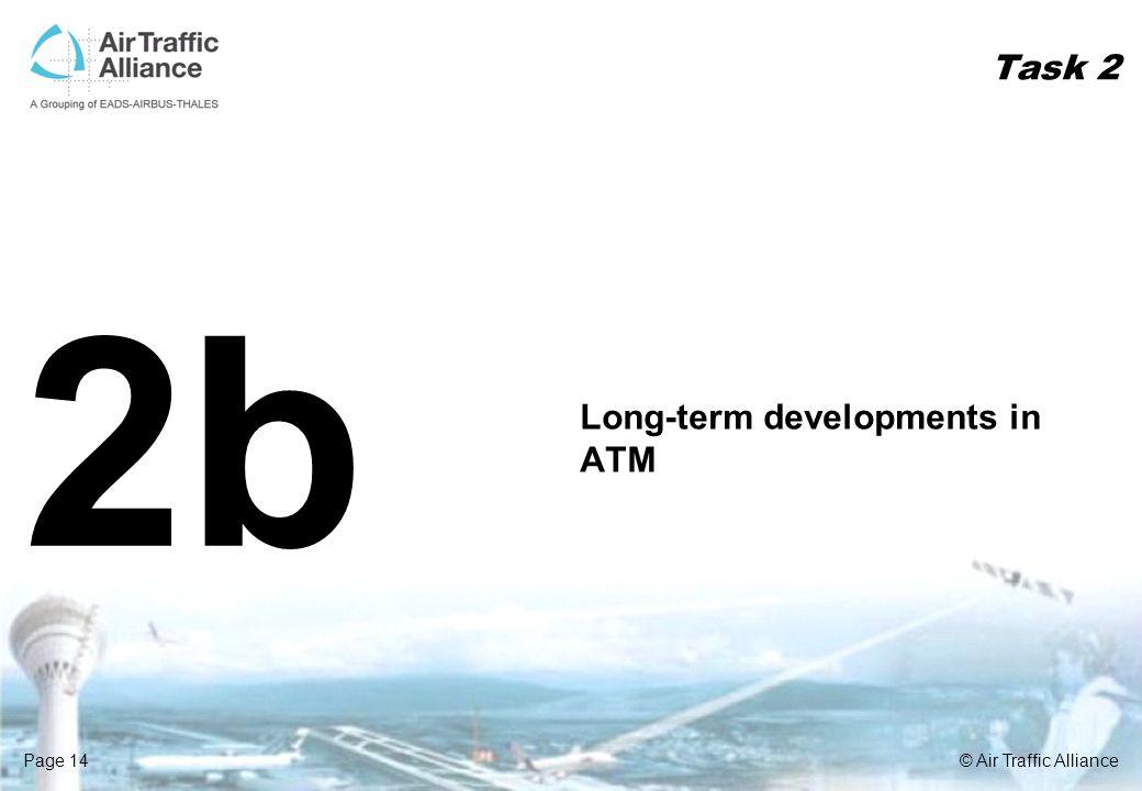 Task 2 2b Long-term developments in ATM