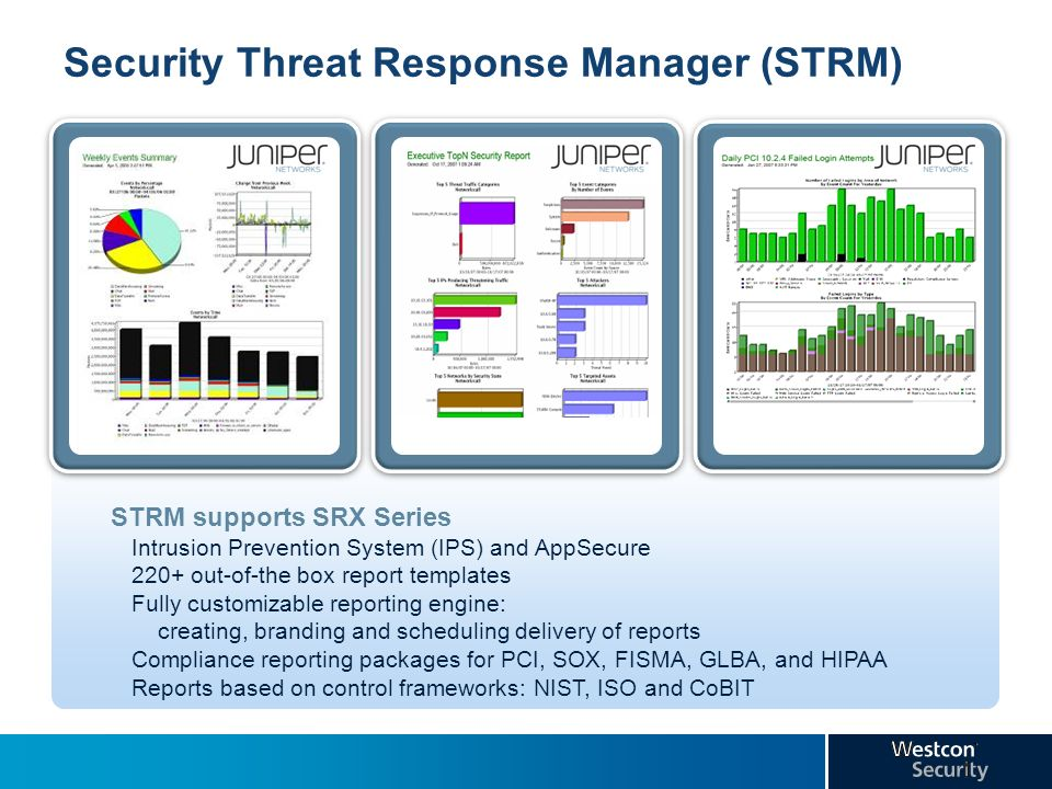 Security Threat Response Manager (STRM)