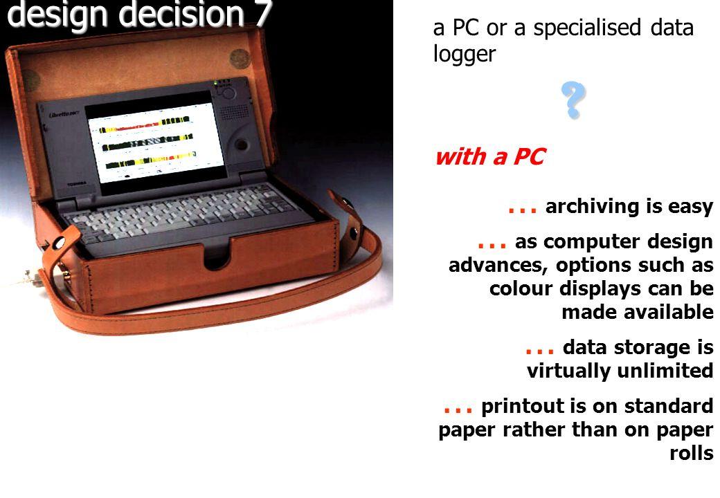 design decision 6 which slip ratio