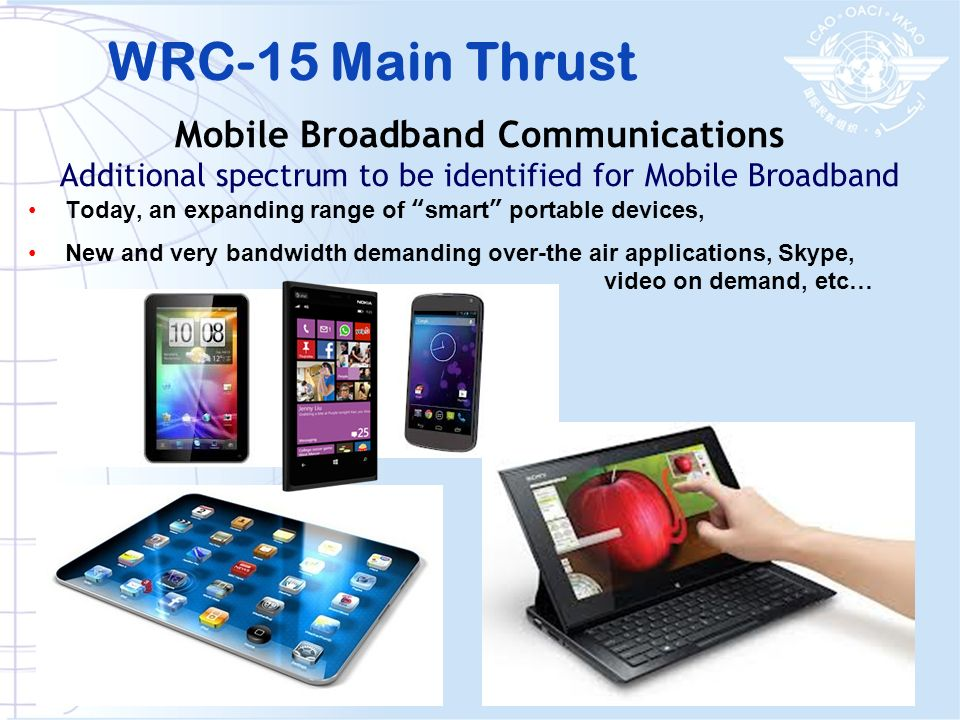 Mobile Broadband Communications