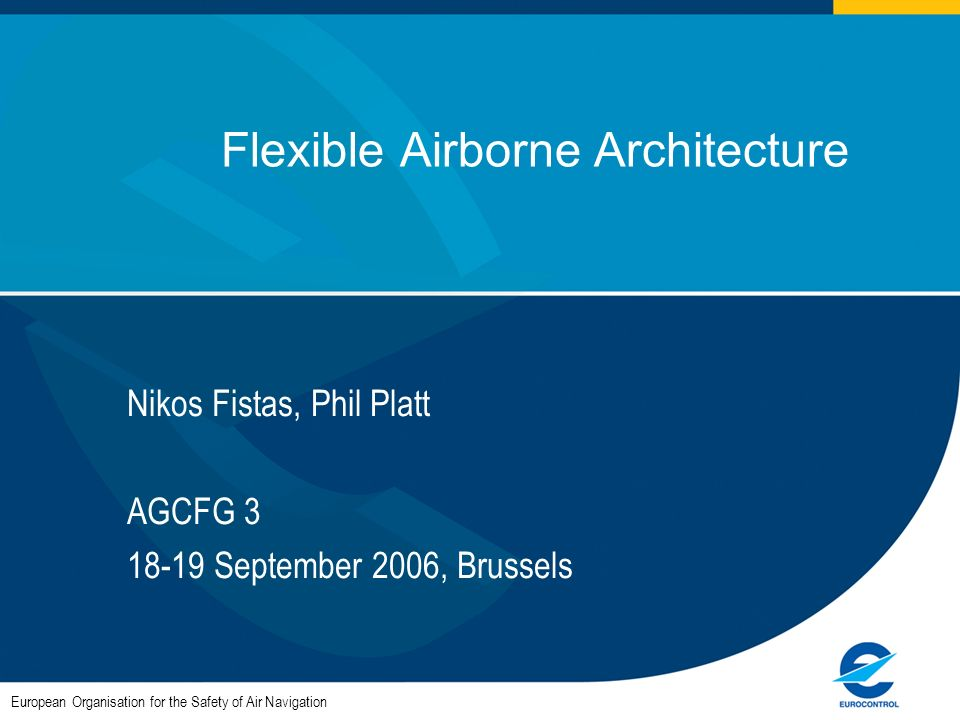 Flexible Airborne Architecture