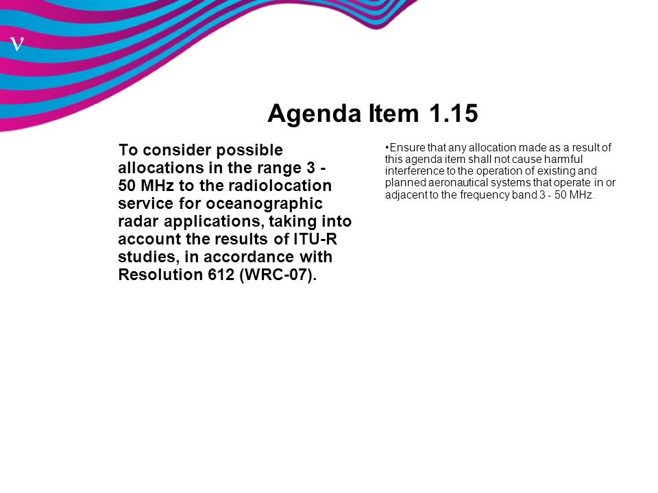 Agenda Item 1.15