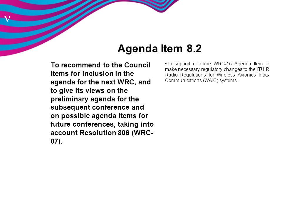 Agenda Item 8.2