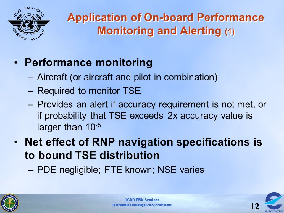 Application of On-board Performance Monitoring and Alerting (1)