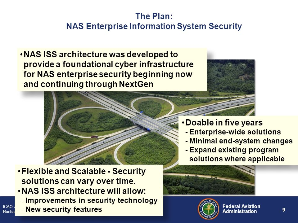 The Plan: NAS Enterprise Information System Security