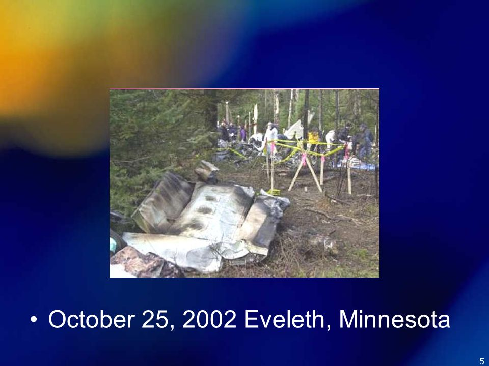 October 25, 2002 Eveleth, Minnesota