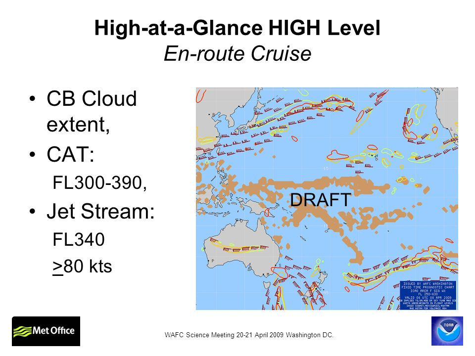 High-at-a-Glance HIGH Level En-route Cruise
