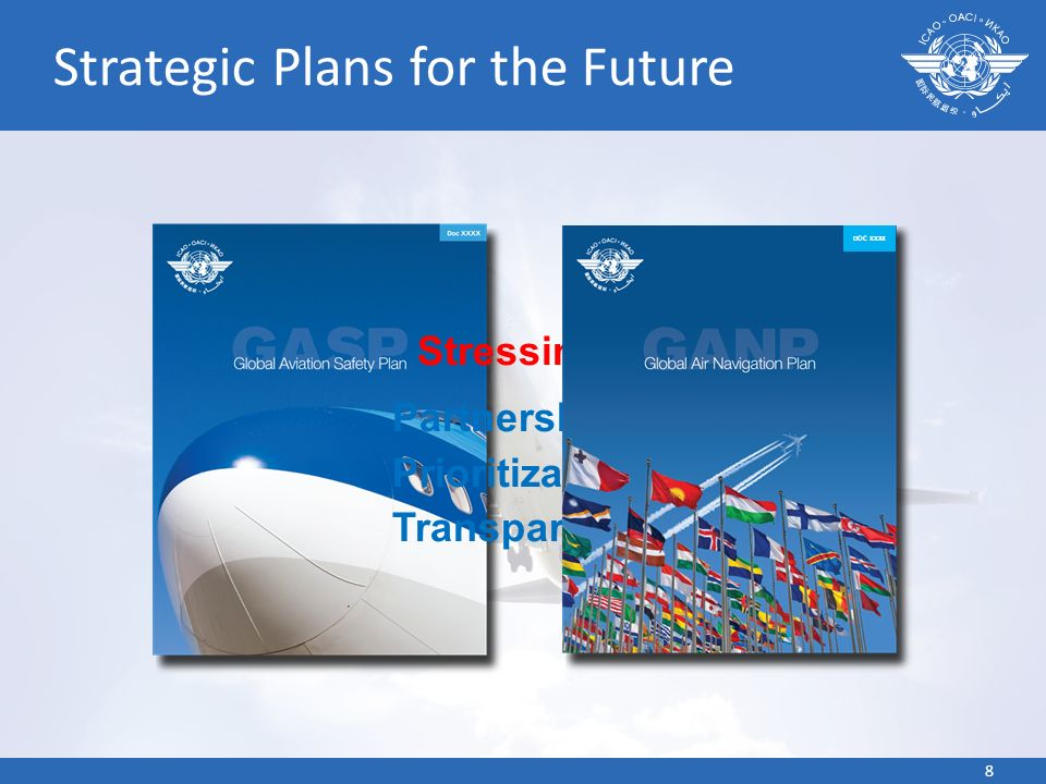 Strategic Plans for the Future