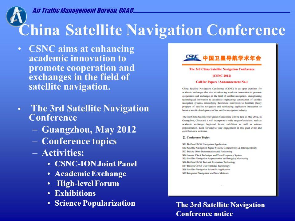China Satellite Navigation Conference