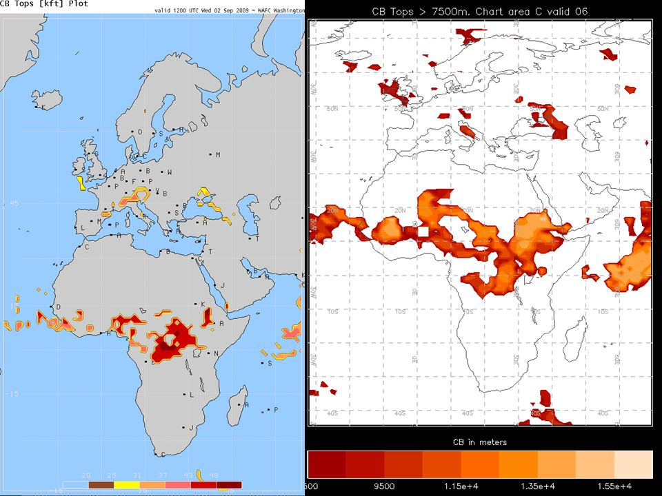 CB extent CB top CB base © Crown copyright Met Office