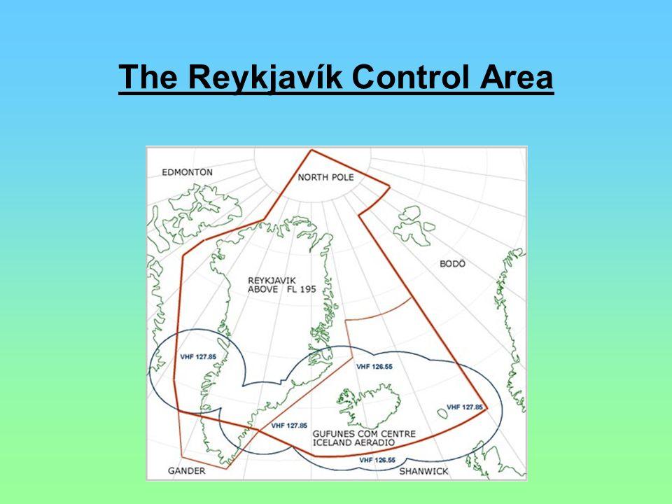 The Reykjavík Control Area