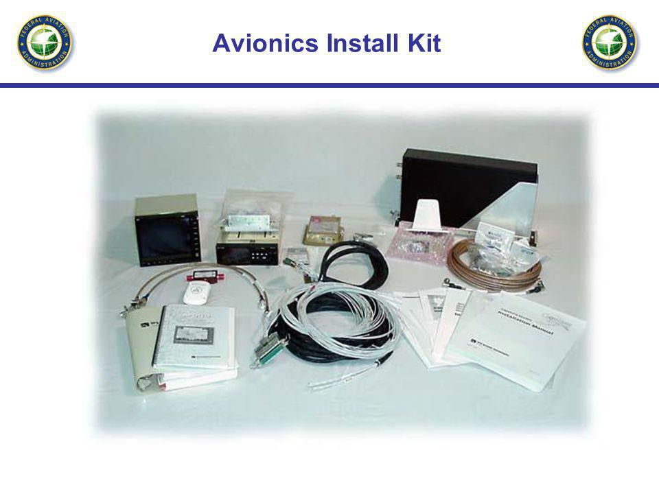 Avionics Install Kit
