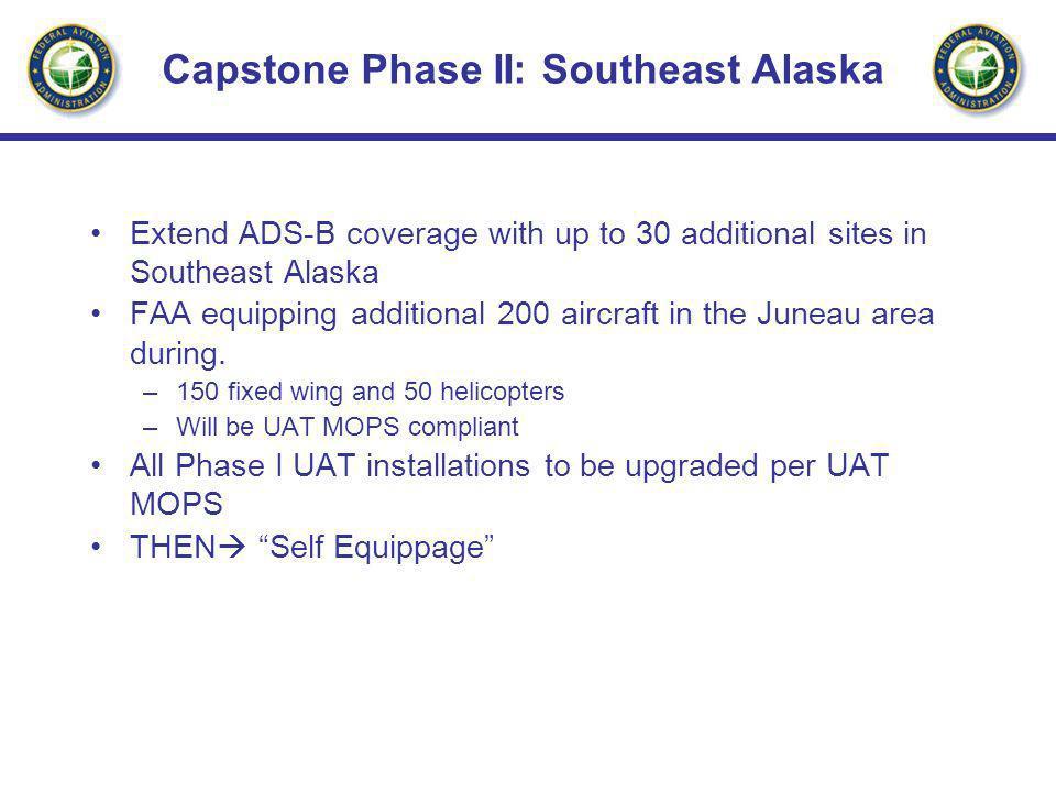 Capstone Phase II: Southeast Alaska