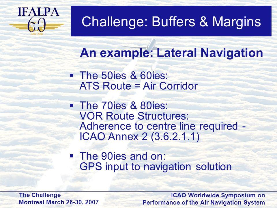 Challenge: Buffers & Margins