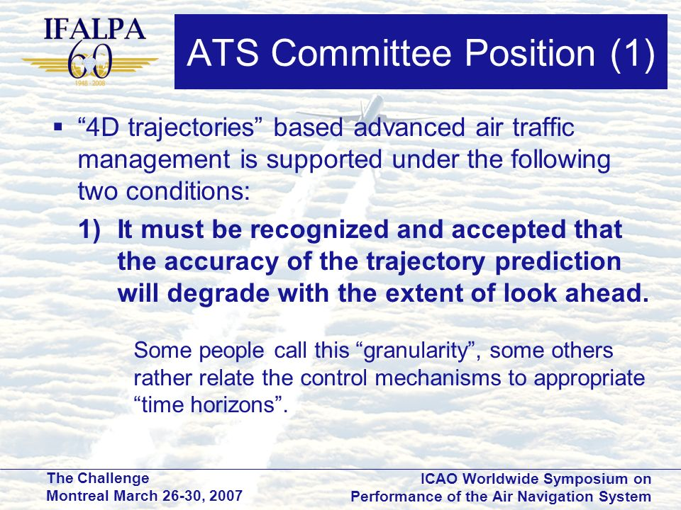 ATS Committee Position (1)