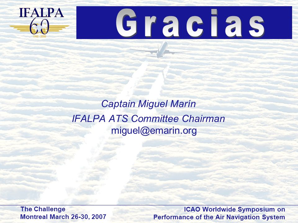IFALPA ATS Committee Chairman miguel@emarin.org