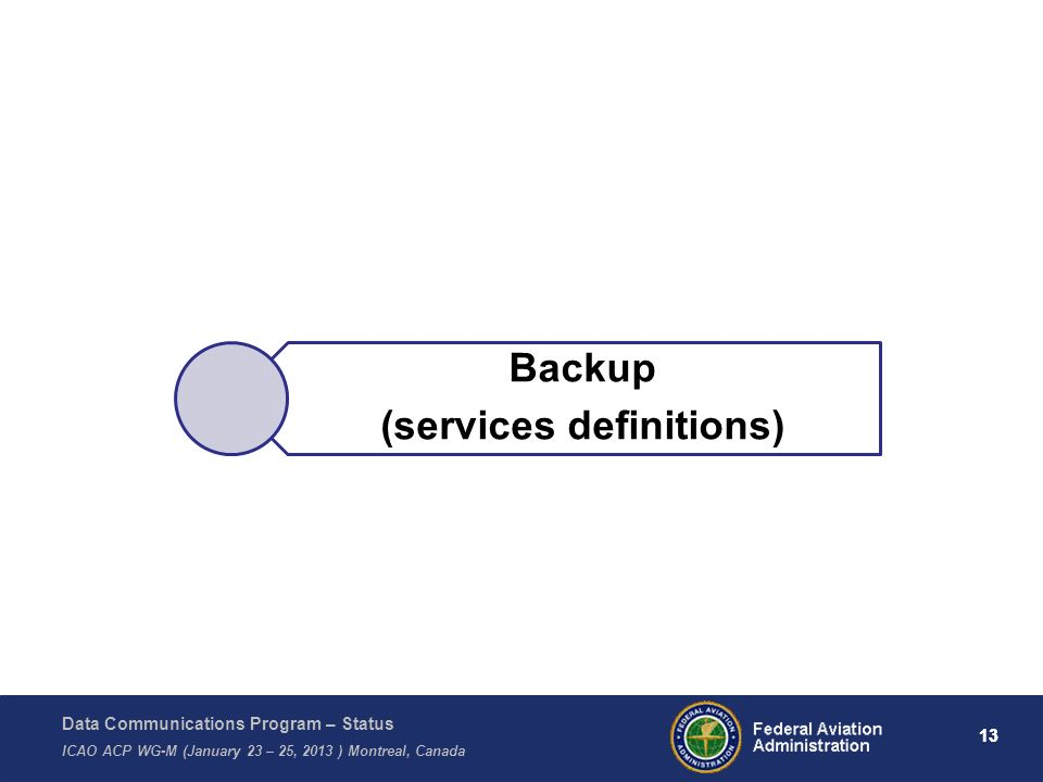 (services definitions)