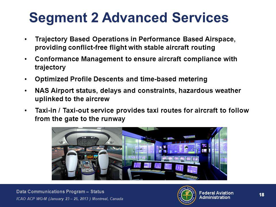 Segment 2 Advanced Services