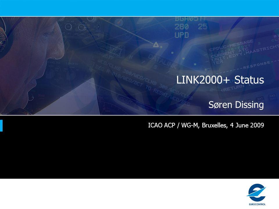 LINK2000+ Status Søren Dissing