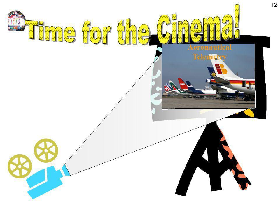 Aeronautical Telemetry