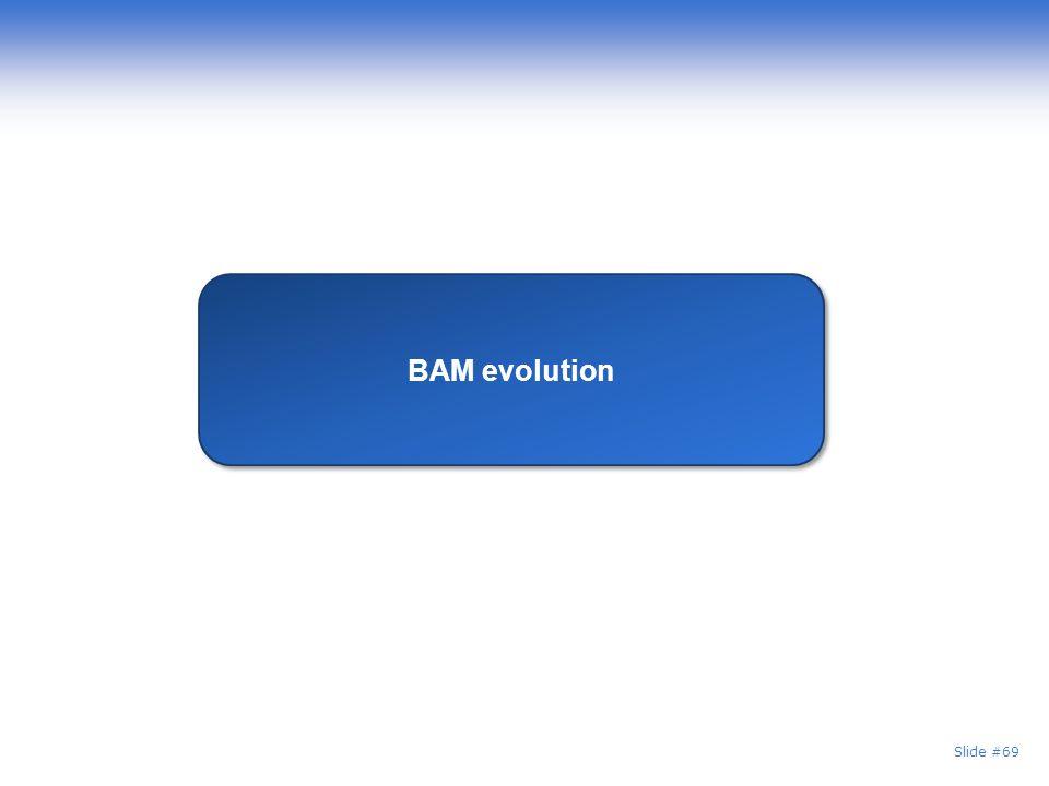 BAM evolution