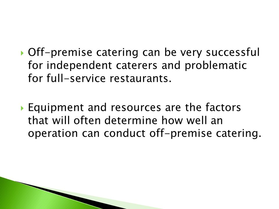 Top 10 Characteristics of Successful Catering Business Owners