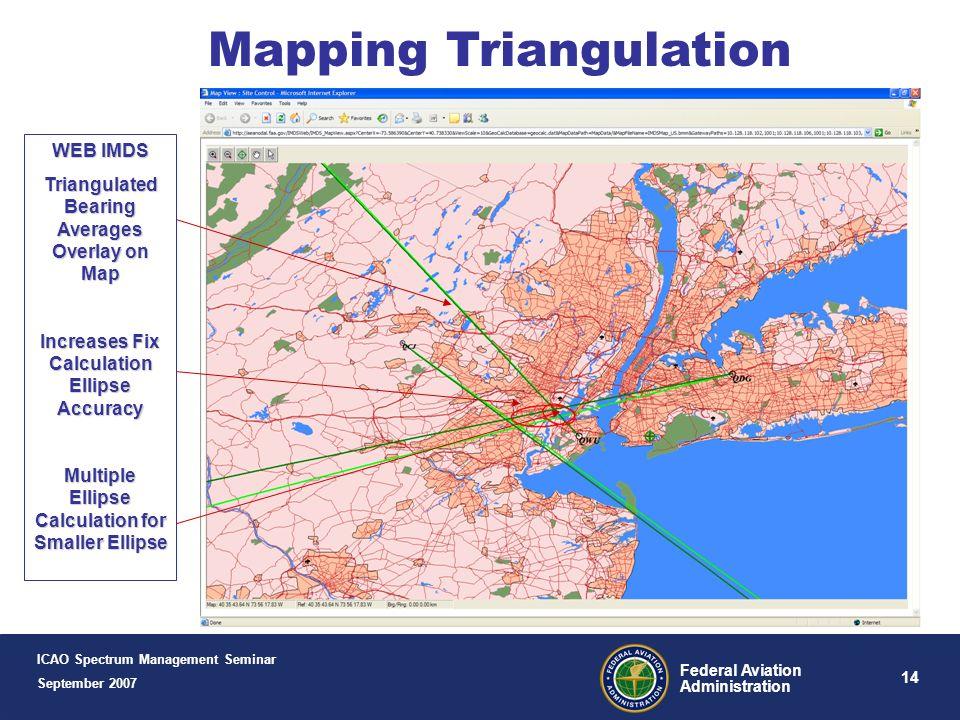 Mapping Triangulation