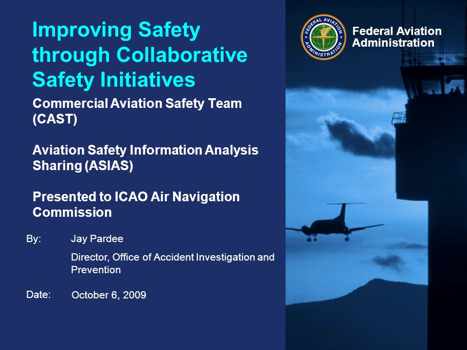 Improving Safety through Collaborative Safety Initiatives