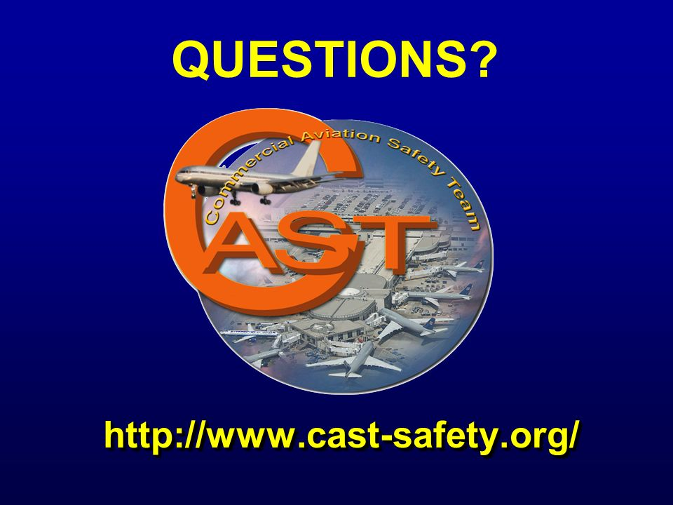 QUESTIONS http://www.cast-safety.org/