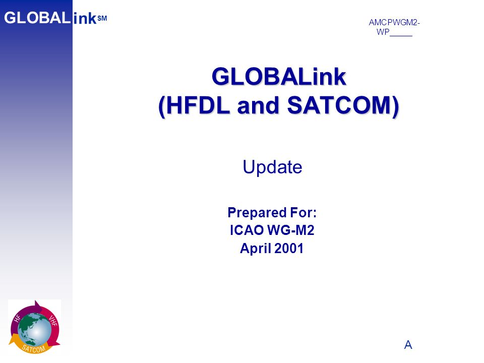 GLOBALink (HFDL and SATCOM)