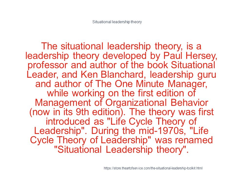 management guru ken blanchard This updated edition of management guru ken blanchard's classic work leadership and the one minute manager(r) teaches leaders the world renowned method of developing .