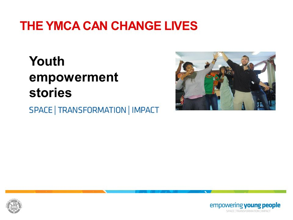 Youth empowerment stories