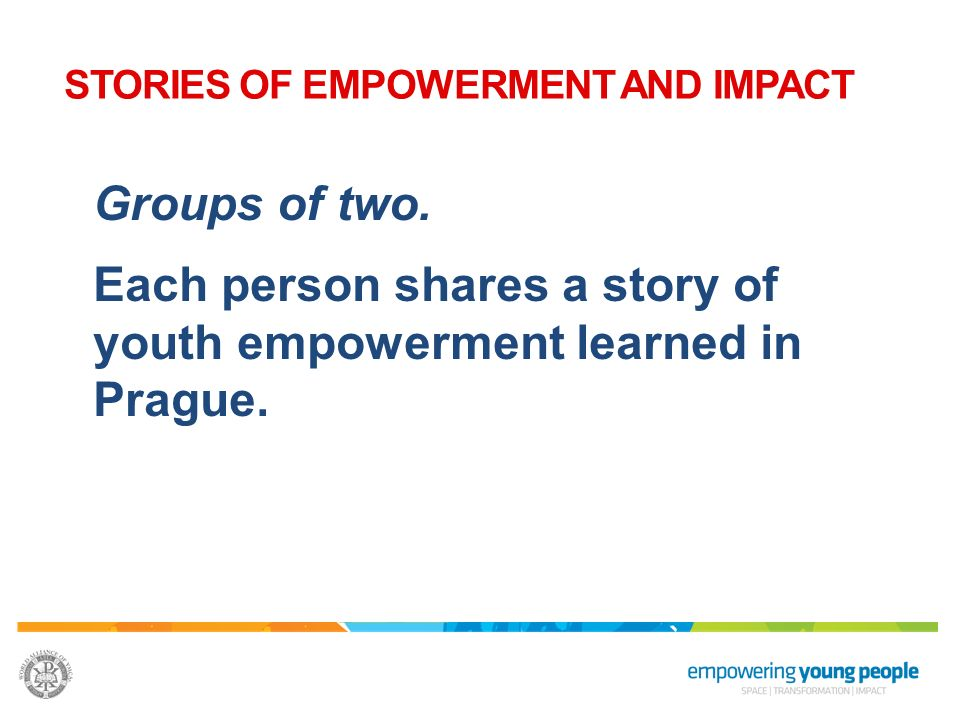 STORIES OF EMPOWERMENT AND IMPACT