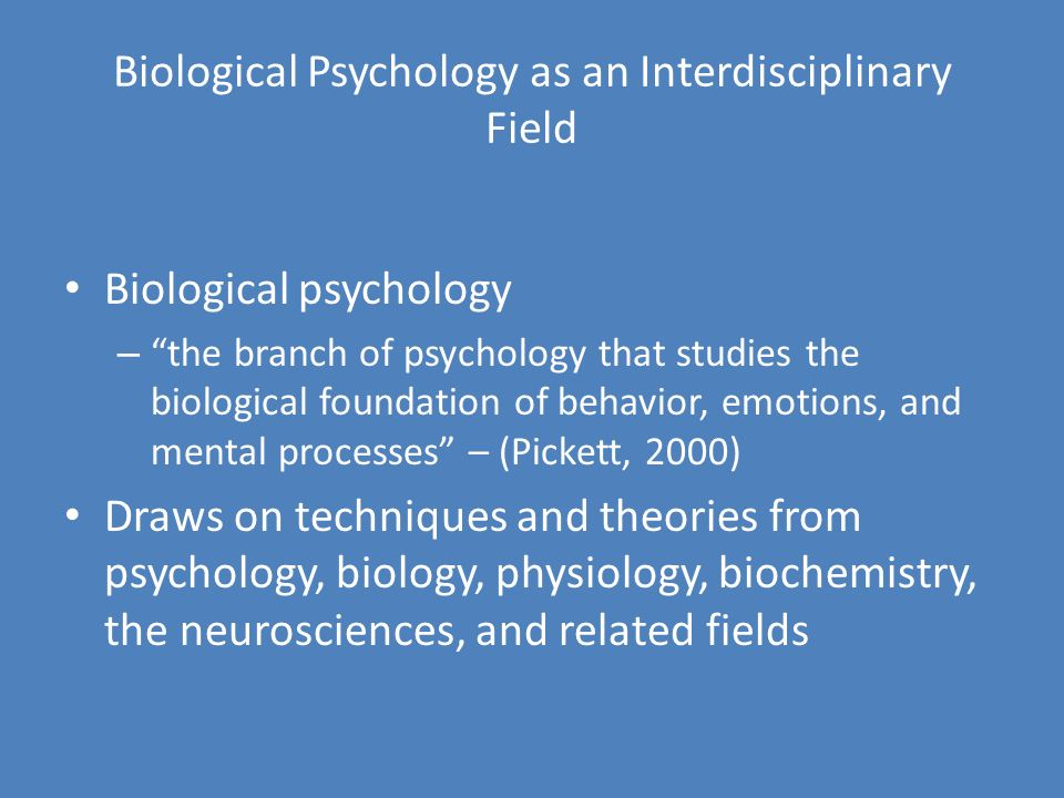 Introduction to Psychology/Biological basis of behavior