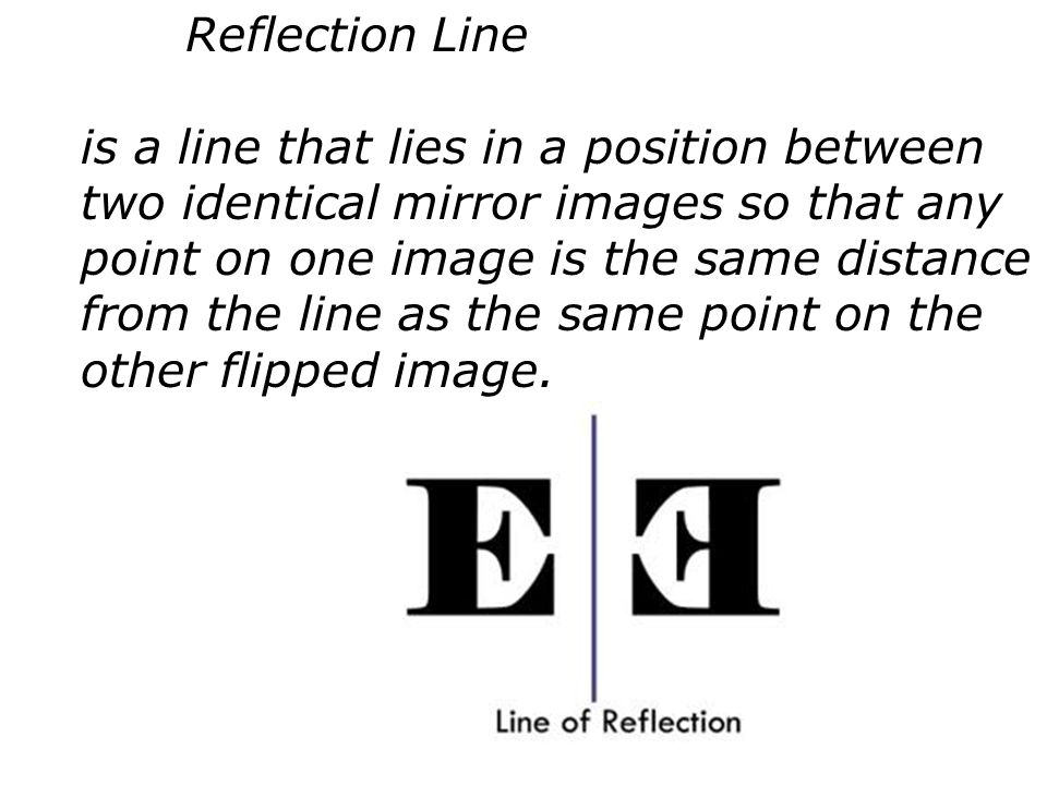 Reflection Line