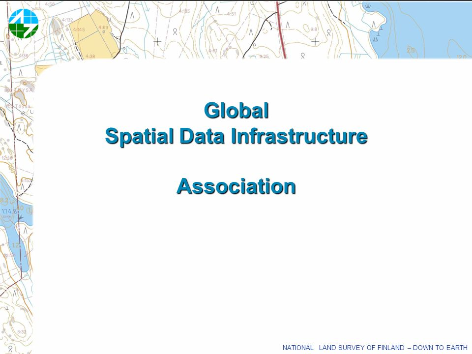 Global Spatial Data Infrastructure Association