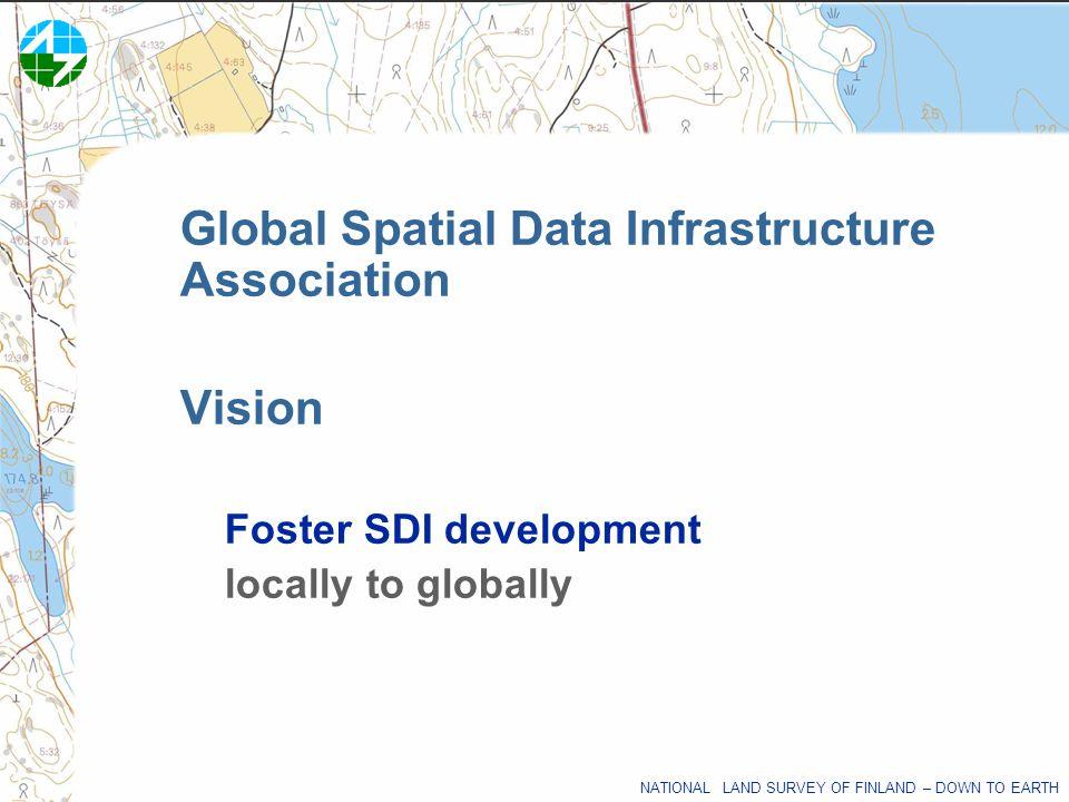 Global Spatial Data Infrastructure Association Vision