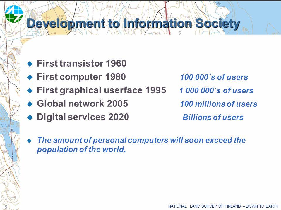 Development to Information Society