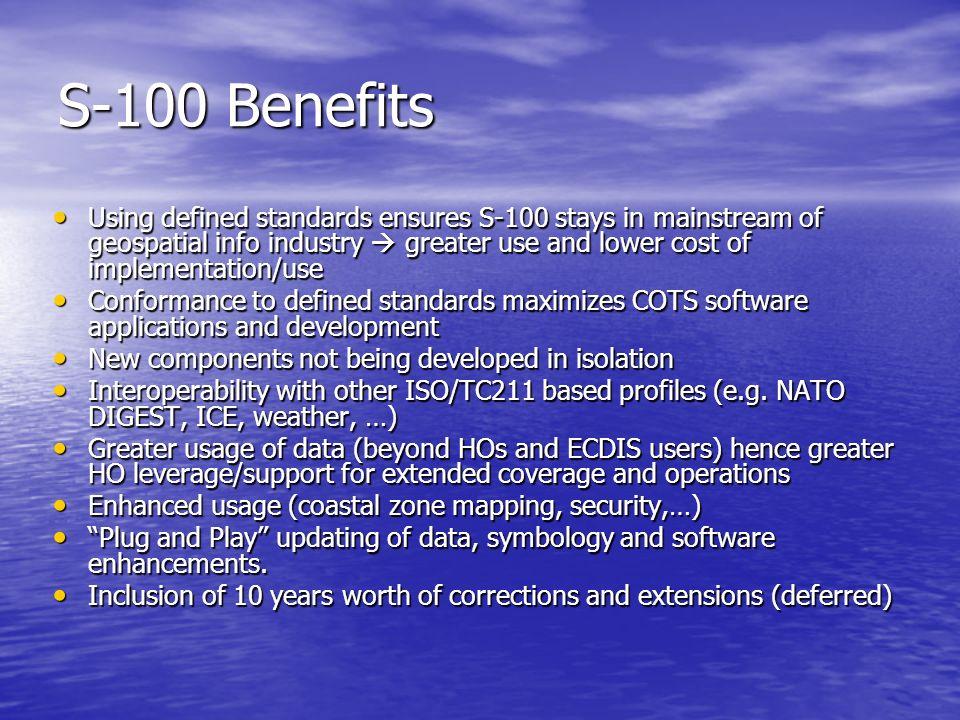 S-100 Benefits