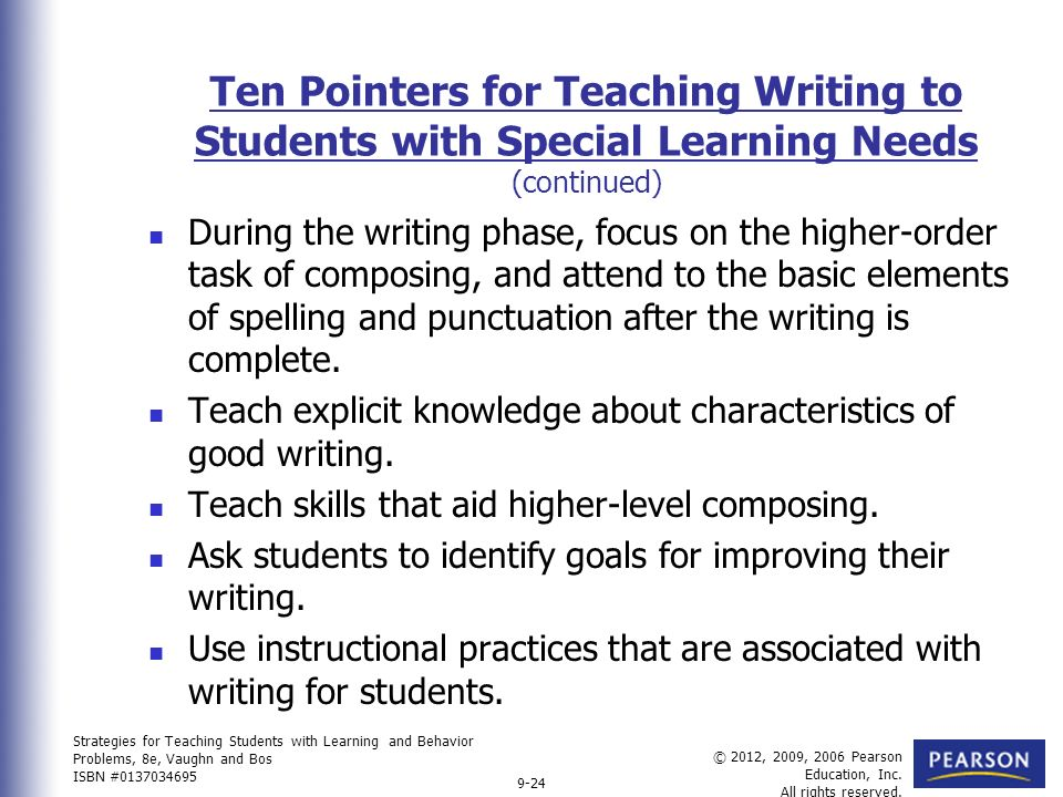 assessing learners needs in education essay Ells without special education needs and those students with special education needs require different kinds of support even though ells and special education students are frequently grouped together as special populations and some support strategies that help one group may help another, their needs are quite different.