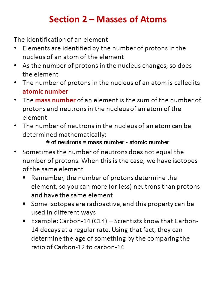 Chapter 16 The Properties Of Atoms And The Periodic Table Ppt