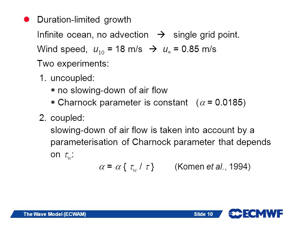 Duration-limited growth