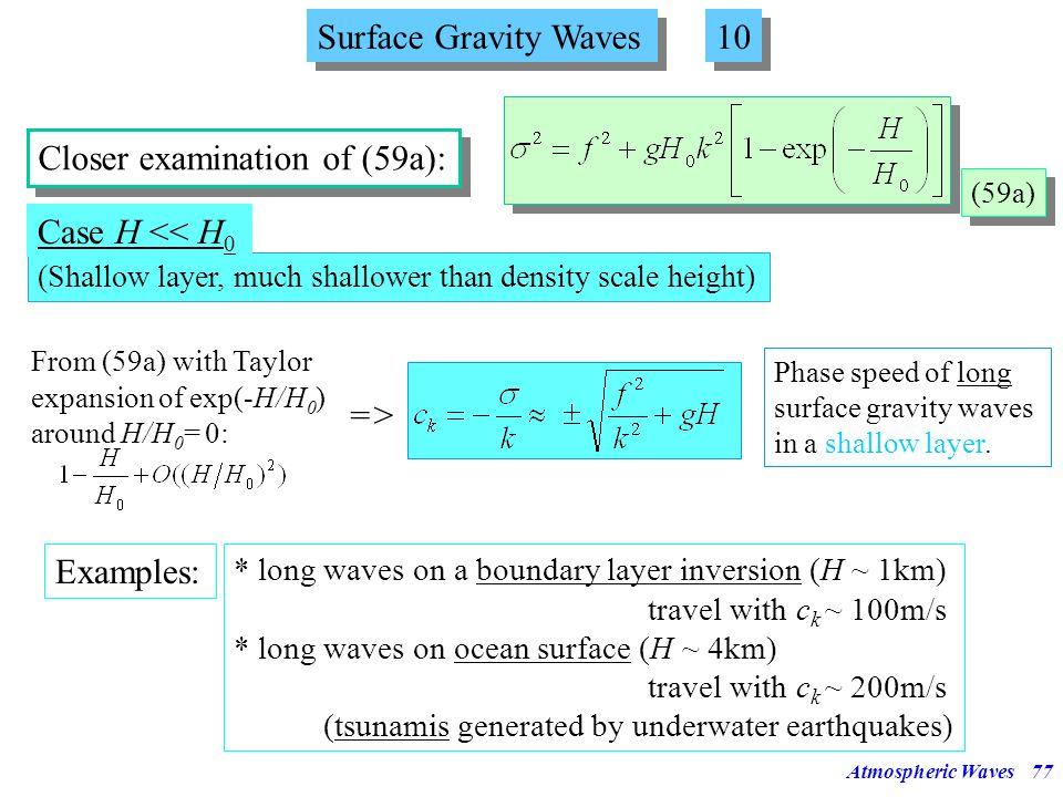 Closer examination of (59a):