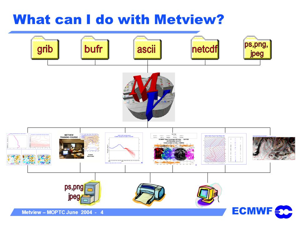 What can I do with Metview