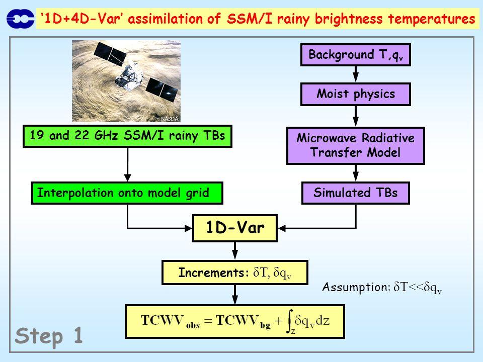 Microwave Radiative Transfer Model