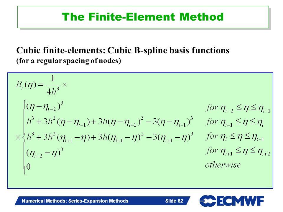 The Finite-Element Method