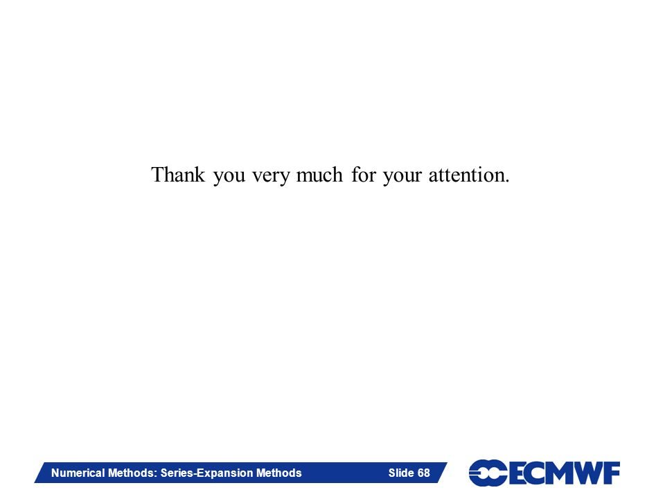 Thank you very much for your attention.