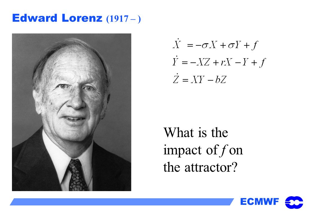 What is the impact of f on the attractor