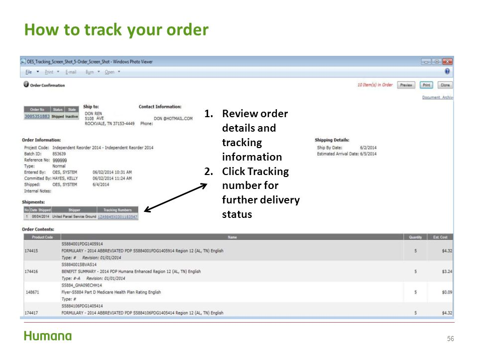 stockx how to track order