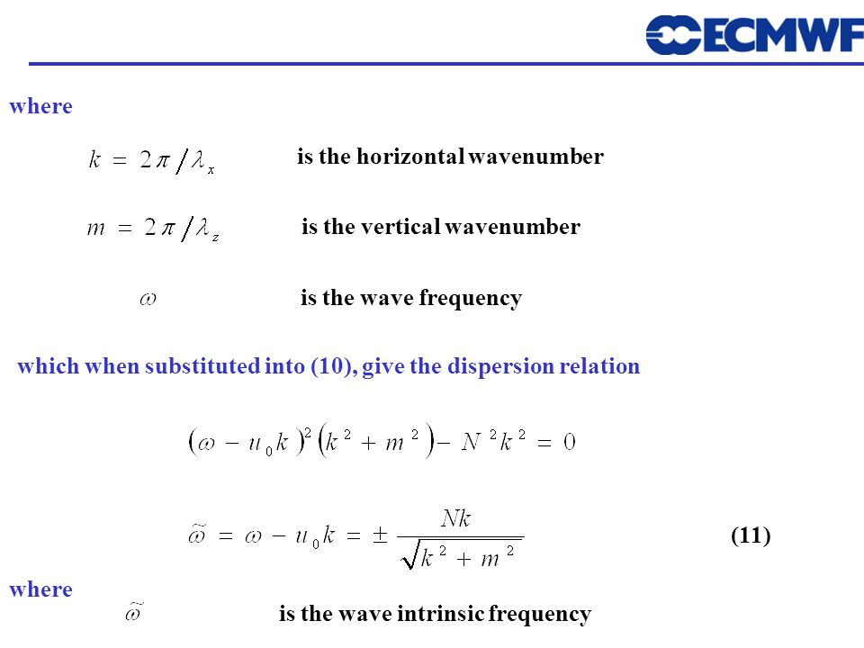 where is the horizontal wavenumber. is the vertical wavenumber. is the wave frequency.